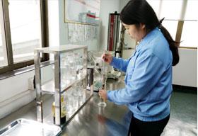 涌永硅橡胶实验室