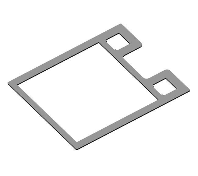 氢燃料电池氟橡胶密封垫