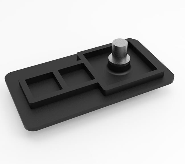 橡胶包胶制品  氟橡胶阀片