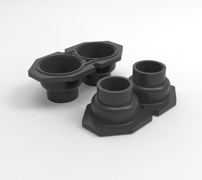 耐高压水泵橡胶膜片